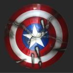 โล่ Captain America: Civil War ขนาด 1:1