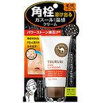 TSURURI PORE CLEANSING ครีมทำความสะอาดหน้าเฉพาะส่วน แบบอุ่นละลายสิวเสี้ยนอุดตันหัวดำบริเวณจมูกให้หลุดออกโดยไม่ต้องบีบจากญี่ปุ่นค่ะ