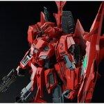 P-Bandai: MG Zeta Unit3 P2 Red Zeta 7020yen