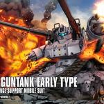 HG Origin02 1/144 Guntank Early Type (Gundam origin) 1700ัy