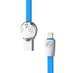 Doraemon USB Alloy Cable มีให้เลือก 2 สี (ของแท้ลิขสิทธิ์)