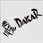สติ๊กเกอร์ DaKar (8*18CM) แบบ 2