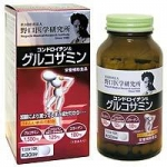 Noguchi Chondroitin+ Glucosamine อาหารเสริมซ่อมแซมบำรุงกระดูกข้อต่อให้สร้างน้ำเลี้ยงรักษาโรคข้ออักเสบป้องกันการเสียดสีของกระดูก