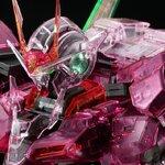 (ฝากขาย):P-bandai:Clear Part Trans-Am Mode for PG OOraiser 41040yen