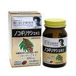 Noguchi Nokokiri อาหารเสริมโนโกะกิริสำหรับผู้ที่นอนหลับยากเครียดจากงาน ตื่นกลางดึกบ่อย แก้ปัญหาผมร่วงช่วยปรับฮอร์โมนที่เปลี่ยนแปลงให้สมดุลทำให้ตื่นเช้ามาสดใสกระปรี้ประเปร่าไม่อ่อนเพลีย