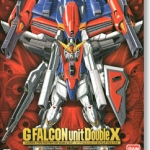 1/100 X-7: G Falcon Unit Double X 3000y