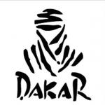 สติ๊กเกอร์ DaKar (12*11CM) แบบ 4
