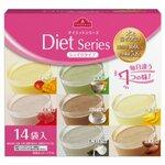 Diet Series โปรตีนไดเอทผสมคอลลาเจนหุ่นผอมผิวสวย เพียงผสมกับนมจืดพร่องมันเนย แล้วเขย่าให้เข้ากันทานดื่มแทนมื้ออาหารหรือก่อนมื้ออาหาร จะผอมเร็วแบบไม่โทรม ไม่หิวด้วยค่ะ