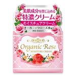 Meishoku Organic Rose Moisture Cream ครีมเฟริ์มมิ่งไนท์ครีม ช่วยกระชับรูชุมขน ลดผิวขรุขระขาดน้ำแก้ปัญหาผิวหยาบแห้งจากการขาดบำรุงหรือจากแสงแดด