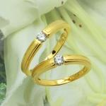 แหวนคู่ แหวนหมั้น แหวนแต่งงาน TSR169