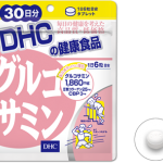30 วัน - DHC Glucosamine (กลูโคซามิน) บำรุงกระดูกข้อต่อ สำหรับผู้สูงอายุ เดินเหินไม่สะดวก ขึ้นบันไดไม่คล่อง