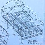 ชุดปลูกพืช HW-600