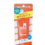 Shiseido Sea Breeze UV Cut & Milky SPF 50 / PA +++ (Soap) ชิเชโด้เจลน้ำนมกันแดด (กลิ่นสบู่)มีประสิทธิภาพในการตัดแสงรังสีUV ป้องกันไม่ให้ผิวไหม้ดำและเกิดจุดด่างดำจากแสงแดด กลิ่นหอมสะอาดเหมือนอาบน้ำอยู่ตลอดเวลาด้วยค่ะ