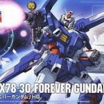 HG GPB05 1/144 Forever Gundam 2000y