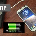 เทคนิคการชาร์ตแบตโทรศัพท์มือถือและแท๊บเล็ต ให้เต็มไวขึ้น
