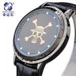 นาฬิกาข้อมือ LED จอสัมผัสวันพีช 2015 Onepiece (รุ่น 5)