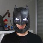 หมวกคอสเพลย์ LED BATMAN (สวมใส่ได้)