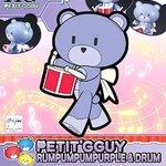 HG PG09 1/144 Petit G'Guy Rapapan Purple & Drum550y