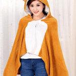 ผ้าคลุมไหล่ ผ้าคลุมกันหนาว หมีริลัคคุมะ
