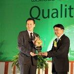 อ้วยอันโอสถคว้ารางวัล อย. Quality Award 2013 ติดต่อกัน 3 ปีซ้อน