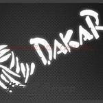 สติ๊กเกอร์ DaKar (8*18CM) แบบ 1