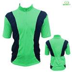 แขนสามส่วน สีเขียว-ดำ