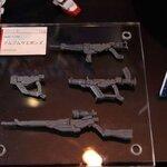 Pre_Order:HG BFX 1/144 GmGm Weapons 600yen สินค้าเข้าไทยเดือน8 จ่ายเต็มราคาพิเศษได้ถึงวันที่ 25/6/17