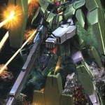 1/100 oo 14 Cherudim Gundam 2600y