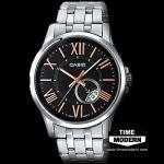 นาฬิกา Casio Standard Analog-Men's รุ่น MTP-E105D-1AVDF