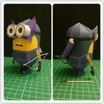 Hawkeye Minion