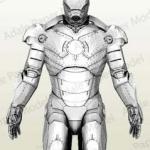 Iron man MK2 GS