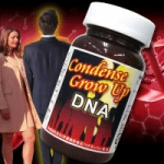 อาหารเสริมเพิ่มความสูง Condense Grow Up DNA โกวร์อัพ สูตร DNA