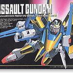 1/100 V2 Assault Gundam 1800y