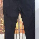กางเกงคนท้องใส่ทำงาน ไซต์ XXL ผ้ายืดเนื้อนิ่ม มีผ้ารองรับที่เอว สายปรับระดับได้ค่ะ มีหน้าร้านจำหน่าย มาลองที่ร้านได้ค่ะ