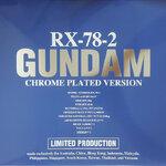 Special Item: ' PG 1/60 RX-78-2 GUNDAM CHROME PLATED Ver.20000yen