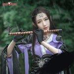 COSPLAY - Tang Men - JX 3 Online (มีให้เลือก 3 Size)