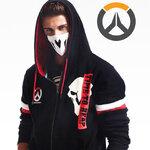 เสื้อฮู้ดกันหนาว Overwatch 2016 (รุ่นที่ 2)
