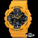 นาฬิกา Casio G-Shock BUBBLE BEE รุ่น GA-100A-9ADR