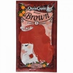 โฉมใหม่!!!เพจเกจเจ้าหญิง Quis Quis Bitter Brown สีน้ำตาล ทรีตเม้นท์เปลี่ยนสีผมชั่วคราวหอมกลิ่นส้ม อยู่ได้ 7 วัน