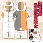 ชุดเสื้อยืด กางเกง นัตซึเมะกับบันทึกพิศวง (มีให้เลือก 4 ไซด์)