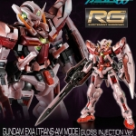 Pre-Order:P-bandai : RG Exia Trans-am mode 2700yen สิินค้าเข้าไทยเดือน2 มัดจำ 500บาท