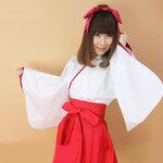 ชุด Cosplay Kimono