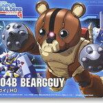 HG GPB04 1/144 Beargguy 1800y