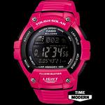 นาฬิกา Casio Standard Solar-Powered Digital รุ่น W-S220C-4BVDF