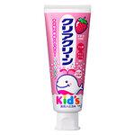 Clear clean Kids strawberry ยาสีฟันของเด็กจากญีุ่่ปุ่นรสสตอเบอรี่ สำหรับเด็กอายุ 2 ปีขึ้นไปจนถึงเด็กโตค่ะ เป็นรุ่นยอดนิยมที่คนญี่ปุ่นนิยมใช้กันอย่างแพร่หลาย มีฟลูออไรด์ในปริมาณที่เด็กต้องการเพื่อป้องกันฟันผุค่ะ