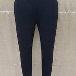 #กางเกงเลกกิ้งคนท้อง ขายาว สีดำ ขนาดไซส์ XL มีสายปรับที่เอว ผ้าเนื้อนิ่มใส่สบาย ผ้าไม่บางจ้า