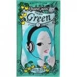 โฉมใหม่!!!เพจเกจเจ้าหญิง Quis Quis Cool สีเขียว ทรีตเม้นท์เปลี่ยนสีผมชั่วคราวหอมกลิ่นกุหลาบ อยู่ได้ 7 วัน