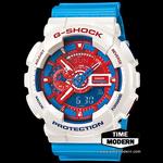 นาฬิกา คาสิโอ Casio G-Shock Limited Red&Blue series รุ่น GA-110AC-7ADR Doraemon