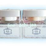 แป้งฝุ่น Lela Korean Herb BB Loose Powder ( สีเขียว Mint )