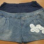 กางเกงคนท้องขาสั้น มีผ้ารองรับหน้าท้องมีสายปรับที่เอว ผ้าดีใส่สบายค่ะ รับรองไม่ผิดหวังค่ะ